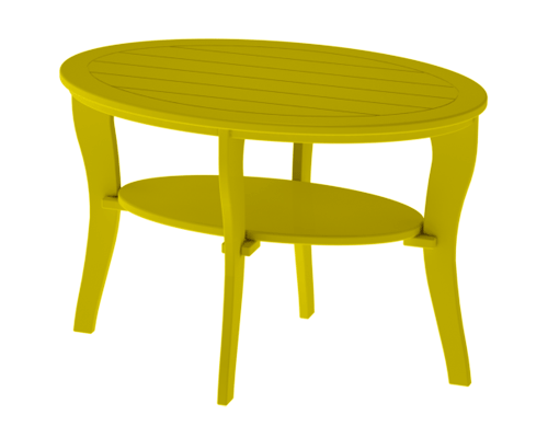 Tables Oval Side Table